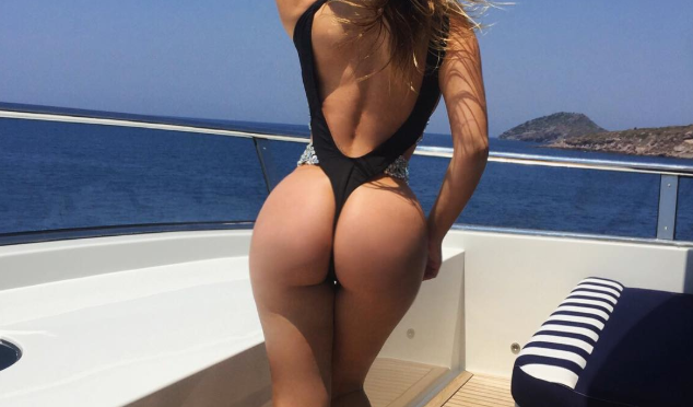 Anastasiya Kvitko – Hottest Russian Fitness Girl With Big Ass